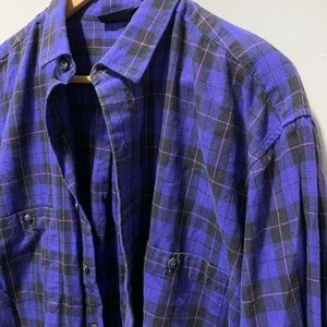 Patagonia | Vintage Men's Flannel Shirt - Large